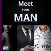 App Icon: Meet your MAN - Living a Book