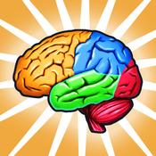 App Icon: GehirnJoggen mit Dr. Kawashima 2.2.2