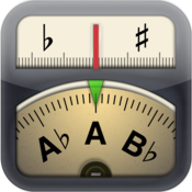 App Icon: Cleartune - Chromatic Tuner