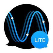 App Icon: iTranslate Voice Lite - magischer Übersetzer & Wörterbuch 3.0.5