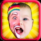 App Icon: 2 Face Maker: Fun Photo Editor
