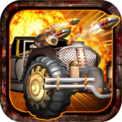 App Icon: Steampunk Racing 3D