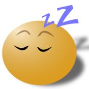 App Icon: Schlaf Jetzt!