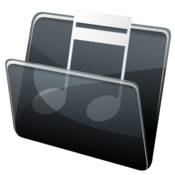 App Icon: EZ Folder Player Free