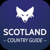 App Icon: Schottland Reiseführer
