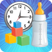 App Icon: Baby Connect (Babytagebuch)