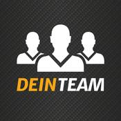 App Icon: DeinTeam. Manage Deinen Verein