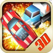 App Icon: Traffic Panic 3D 1.6