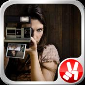 App Icon: PHOTO2fun 1-Klick Fotomontage
