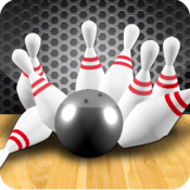 App Icon: 3D Bowling