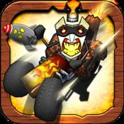 App Icon: Tiki Kart 3D