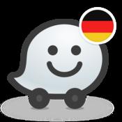 App Icon: Waze - GPS, Karten & Verkehr