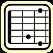App Icon: GChord (Gitarre)