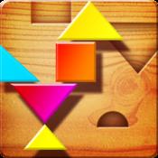 App Icon: Meine ersten Tangram-Spiele