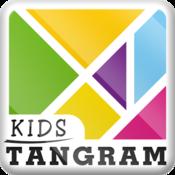 App Icon: Kids Tangram