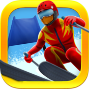 App Icon: Top Ski Racing