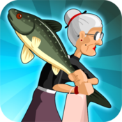 App Icon: Angry Gran 2