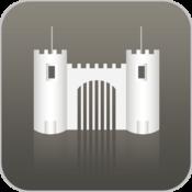 App Icon: Mobile Geschichte
