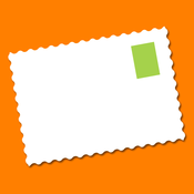 App Icon: Popcarte - Custom Postcards