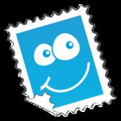 App Icon: Urlaubsgruss - Postkarten App