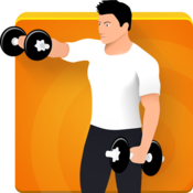App Icon: Virtuagym Fitness - Home & Gym