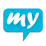 App Icon: mysms - SMS vom Computer