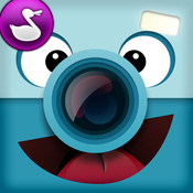 App Icon: ChatterPix Kids - by Duck Duck Moose 1.2