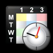 App Icon: Stundenplan