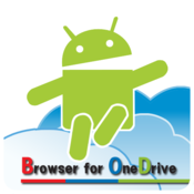 App Icon: Browser for OneDrive(SkyDrive)