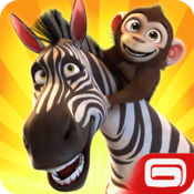 App Icon: Wonder Zoo - Animal rescue !
