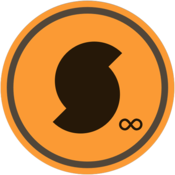 App Icon: SoundHound ∞ Musik & Songtexte