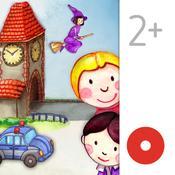 App Icon: Meine Stadt Wunderwimmelbuch. Die interaktive Wimmel-App. 1.6