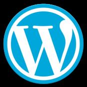 App Icon: WordPress