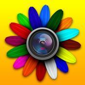 App Icon: FX Photo Studio - Profi-Effekte & coole Filter, schnelle Kamera & Bildbearbeitung 6.4.1