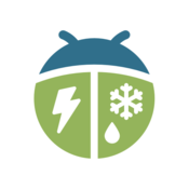 App Icon: WeatherBug