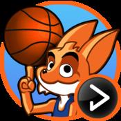 App Icon: Jimmy Slam Dunk
