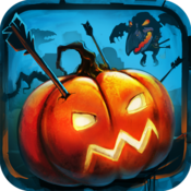 App Icon: Shoot The Zombirds