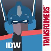App Icon: Transformers Comics 4.1