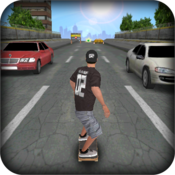 App Icon: PEPI Skate 3D
