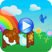 App Icon: Sound to Kinder schlafen
