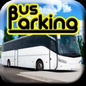 App Icon: Bus Parking 3D