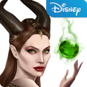 App Icon: Maleficent Free Fall