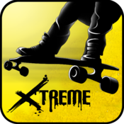 App Icon: Downhill Xtreme