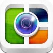 App Icon: Vintaframe Free - Fotocollage & Rahmen für Instagram. 3.0