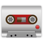 App Icon: TapeMachine Recorder