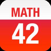 App Icon: MATH 42