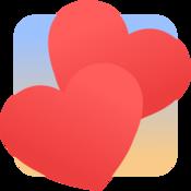 App Icon: Liebe Fotorahmen