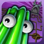 App Icon: The Great Jitters: Pudding Panic Reloaded 1.3