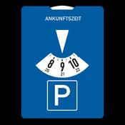 App Icon: Parkscheibe 1.0