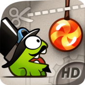 App Icon: Cut the Rope: Time Travel HD